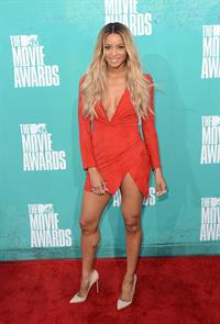 Ciara at 2012 MTV Movie Awards, June 3, 2012