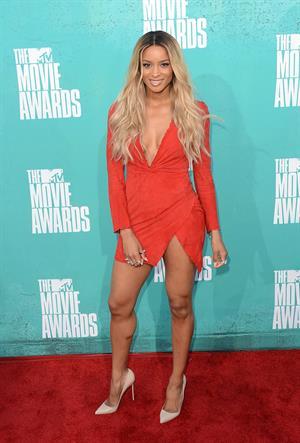 Ciara at 2012 MTV Movie Awards, June 3, 2012