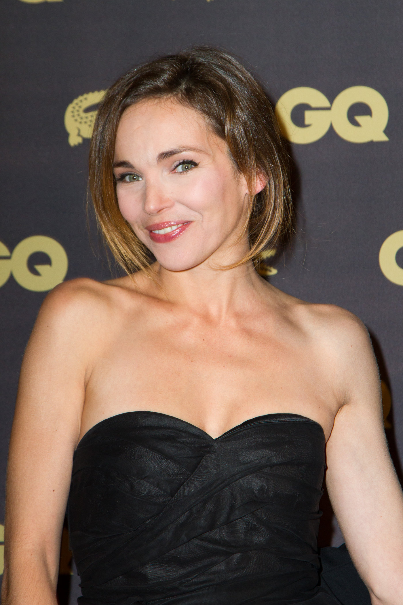 Claire Keim GQ Men Of The Year Awards 2012 in Paris (Jan 16, 2013)