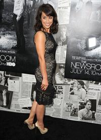 Constance Zimmer  The Newsroom  Season 2 Los Angeles Premiere -- July 10, 2013