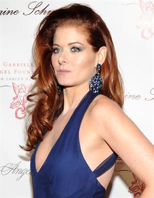 Debra Messing – 2013 Angel Ball in NYC 10/29/13