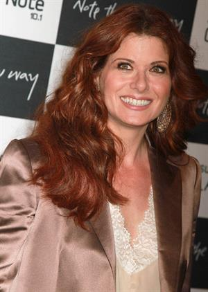 Debra Messing - Samsung Galaxy Note 101 Launch Event NYC - August 15, 2012