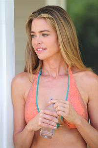 Denise Richards - Albert Michael Photoshoot August 21, 2012