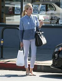 Diane Kruger leaving Joans On Third in West Hollywood March 14, 2013