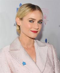 Diane Kruger At Autism Speaks Blue Jean Ball at Boulevard 3 in LA on October 24, 2013