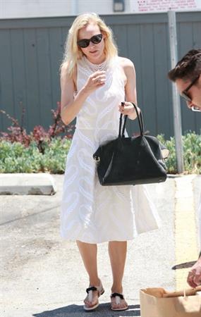 Diane Kruger Shops in West Hollywood on June 27, 2013