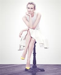 Diane Kruger: Matthew Brookes 2013 for InStyle