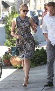 Dianna Agron - Out in Beverly Hills -  July 20, 2012