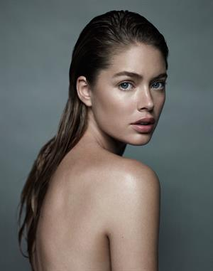 Doutzen Kroes Alex Caley Photoshoot for Elle France 2010