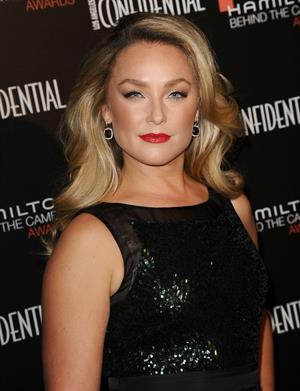 Elisabeth Rohm at the 7th annual Behind The Camera Awards in Los Angeles, Nov. 10, 2013