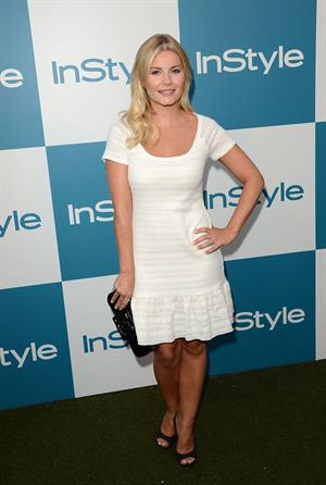 Elisha Cuthbert - 11th annual InStyle summer soiree held at The London Hotel - August 8, 2012