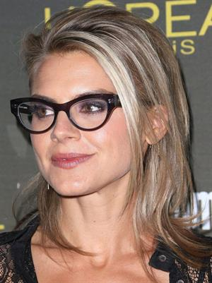 Eliza Coupe Entertainment Weekly Pre-Emmy Party (September 21, 2012)