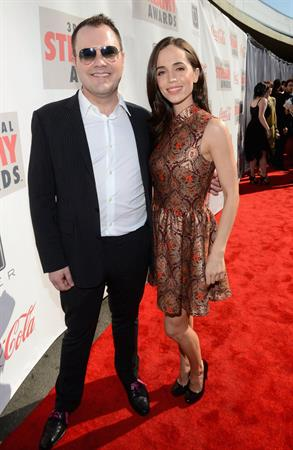 Eliza Dushku - 3rd Streamy Awards 2/17/13