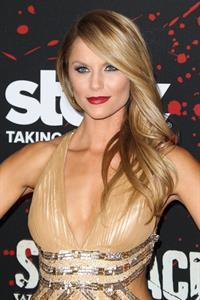 Ellen Hollman ''Spartacus War of the Damned'' Los Angeles Premiere (January 22, 2013)