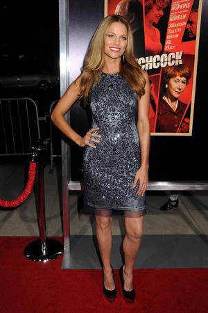 Ellen Hollman  Hitchcock  Los Angeles Premiere (November 20, 2012)