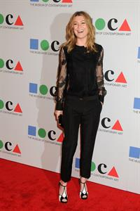 Ellen Pompeo 2013 MOCA Gala - MOCA Los Angeles Presents 'Yesssss!' -- Los Angeles, Apr. 20, 2013