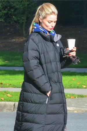 "Emma Rigby ""Once Upon a Time in Wonderland"" set 10/18/13"