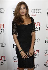 Eva Mendes Holy Motors screening at 2012 AFI Fest in Hollywood 11/03/12