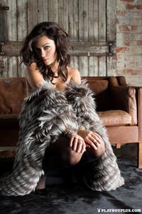 Playboy Cybergirl Alexandra Tyler Nude Photos & Videos at Playboy Plus