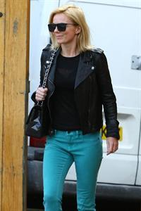 Geri Halliwell - North London - August 30,2012