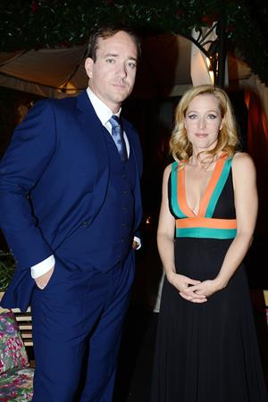 Gillian Anderson 2012 RomaFictionFest (Oct 1, 2012)