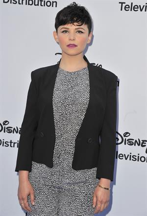 Ginnifer Goodwin Disney Media Networks International Upfronts at Walt Disney Studios in Burbank - May 19, 2013