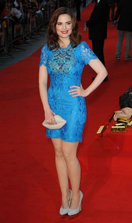 Hayley Atwell - The Sweeney UK Premiere - September 3, 2012