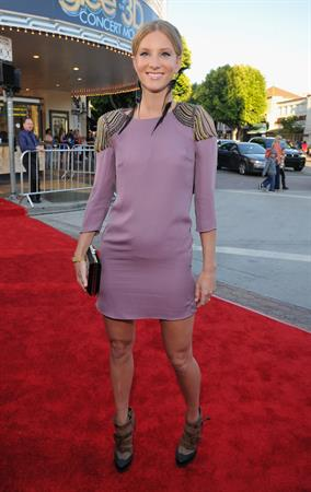 Heather Morris - Premiere Of Glee The 3D Concert Movie - August 6, 2011