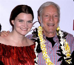 Heather Tom -  The Heiress  Opening Night Performance - Pasadena (April 29, 2012)
