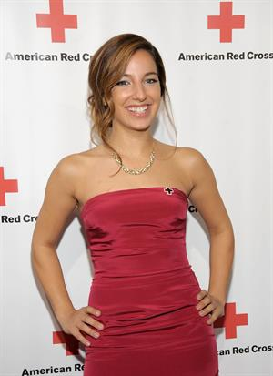 Vanessa Lengies - The American Red Cross Red Tie Affair Fundraiser Gala, Apr 17, 2010