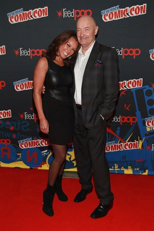 Vanessa Williams 2012 New York Comic Con - Day 4 (Oct 14, 2012)