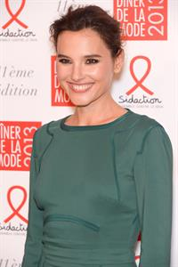 Virginie Ledoyen Sidaction Gala Dinner 2013 (Jan 24, 2013)