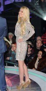 Heidi Montag Celebrity Big Brother in Barehamwood on January 3, 2013