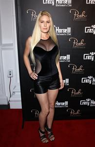 Heidi Montag at the Crazy Horse III Third Anniversary in Las Vegas October 19, 2012