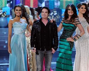 Irene Esser (Miss Venezuela) 2012 Miss Universe Pageant in Las Vegas (Dec 19, 2012)
