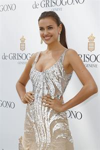 Irina Shayk Grisogono photocall at Cannes film festival on May 22, 2012