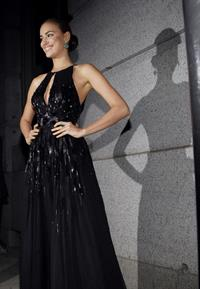 Irina Shayk - 2012 Angel Ball In New York October 22, 2012