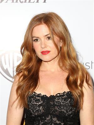 Isla Fisher 2nd annual Australians in Film Awards Gala - Los Angeles - October 24, 2013