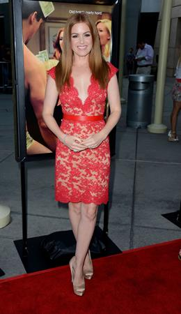 Isla Fisher - Bachelorette premiere - Hollywood - August 23, 2012