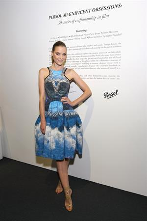 Jaime King - Persol Magnificent Obsessions: 30 Stories of Craftmanship in Film Event in New York (June 13, 2012)