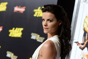 Jaimie Alexander  The Last Stand  - Los Angeles Premiere, Jan 15, 2013