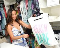 Jamie Chung Revolve Clothing Beach House Launch in Malibu, July 6, 2013