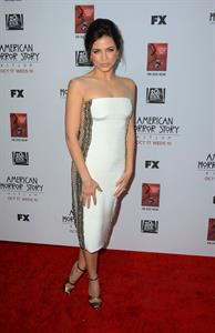 Jenna Dewan FX's  American Horror Story: Asylum  Premiere in Los Angeles - October 13, 2012