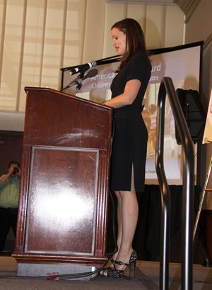 Jennifer Garner America's Report Card Children in the US event in Washington DC - October 10, 2012