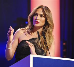 Jennifer Lopez UNESCO Charity Gala 2012 at the Maritim Hotel in Berlin, Germany on October 27, 2012