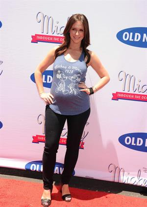Jennifer Love Hewitt  Mickey Through the Decades Collection  launch July 13, 2013