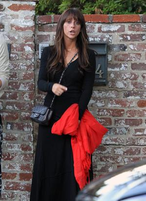 Jennifer Love Hewitt - Heading to the Hollywood Bowl in Los Angeles - July 7, 2012
