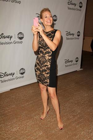 Jeri Ryan - 2012 TCA Summer Press Tour - Disney ABC Television Group Party (July 27, 2012)