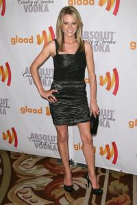 Jessalyn Gilsig @ 21st Annual GLAAD Media Awards 17/04/10