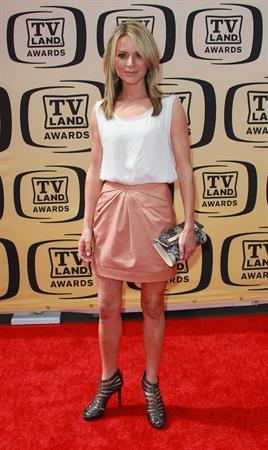 Jessalyn Gilsig at 8th Annual TV Land Awards (April 17, 2010)